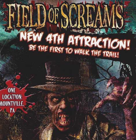 Field of Screams!