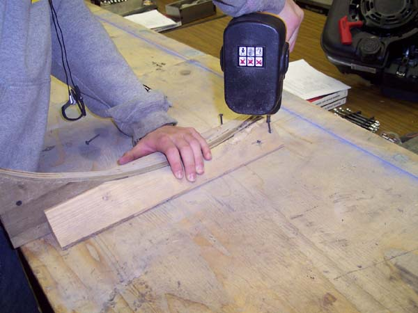 Jig Table Construction